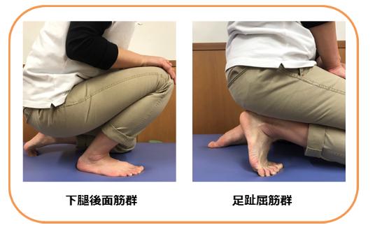 足底腱膜炎 ストレッチ