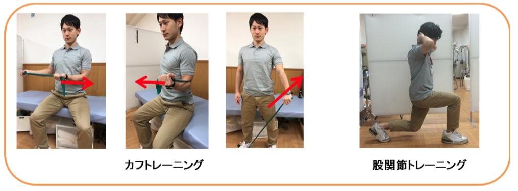 リトルリーガーズショルダー 筋力増強運動