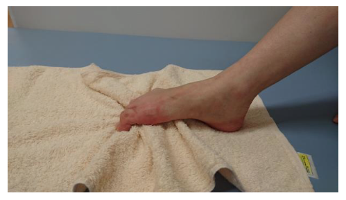 足底腱膜炎 筋力増強運動